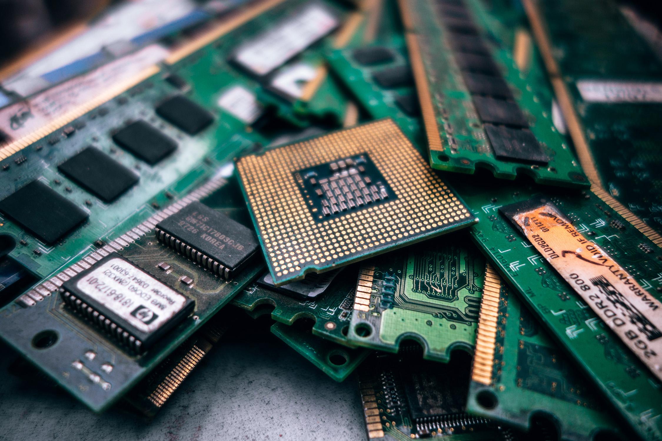 Venta de hardware